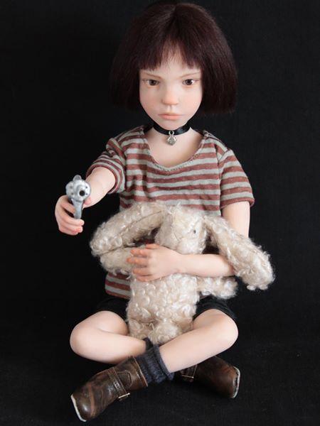 Mathilda - Film Leon Art Doll