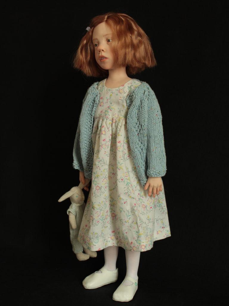 Laurence Ruet doll Art